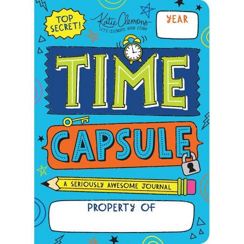 Time Capsule - by  Katie Clemons (Paperback) - image 1 of 1