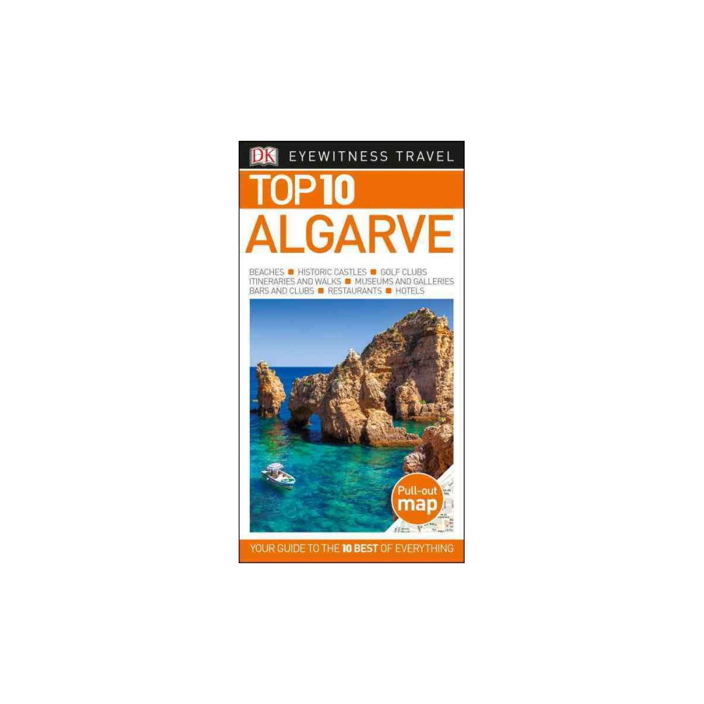 Dk Eyewitness Top 10 Algarve (Paperback) (Paul Bernhardt)