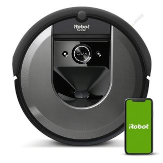 iRobot Roomba i7 (7150) Wi-Fi Connected Robot Vacuum