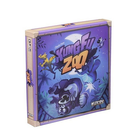 Kung-Fu Zoo Board Game - image 1 of 1
