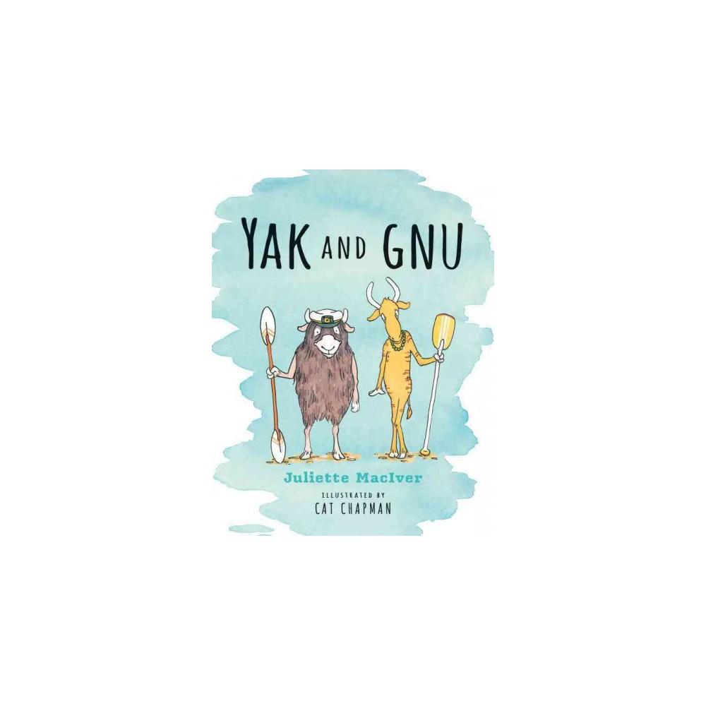 Yak and Gnu (Hardcover), Books