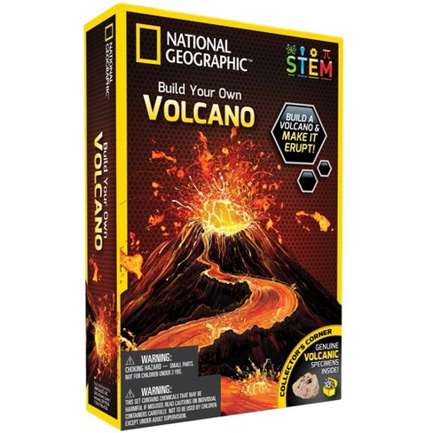 National Geographic Volcano Science Kit - image 1 of 3