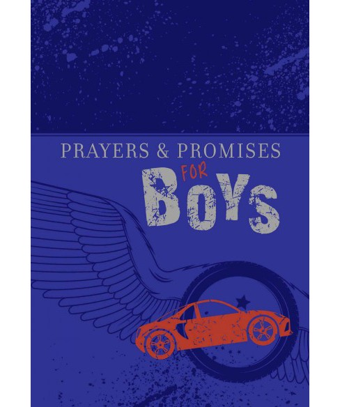 Prayers & Promises for Boys (Paperback) - image 1 of 1