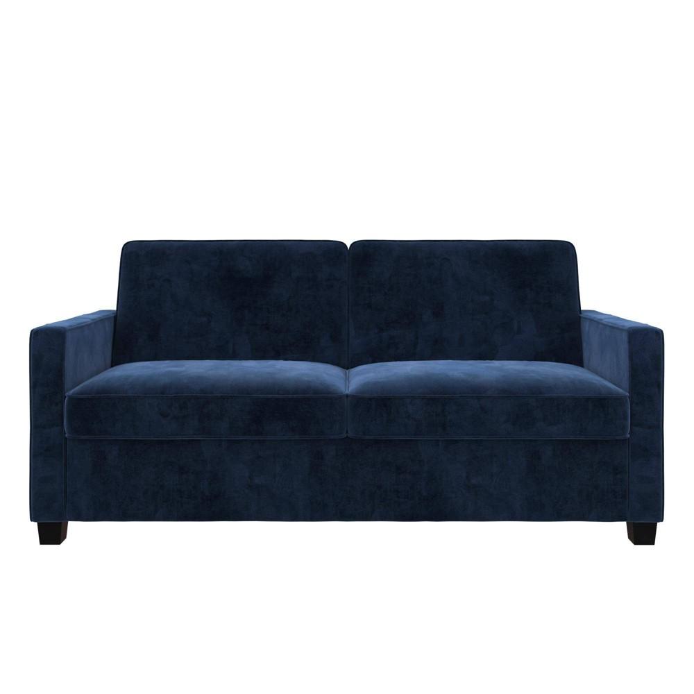 Queen Cassidy Sofa Sleeper Blue - Room & Joy