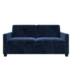 Strange Brittany Sleeper Sofa With Memory Foam Mattress Novogratz Andrewgaddart Wooden Chair Designs For Living Room Andrewgaddartcom