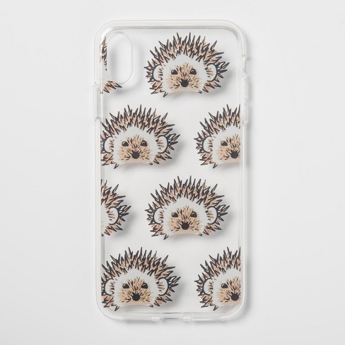 newest collection 530a1 20dd0 heyday™ Apple iPhone XS Max Case - Hedgehog