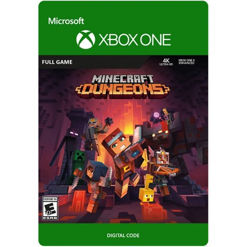 Minecraft Dungeons - Xbox One (Digital) - image 1 of 4