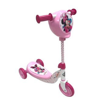 Huffy Minnie Mouse Secret Storage Scooter