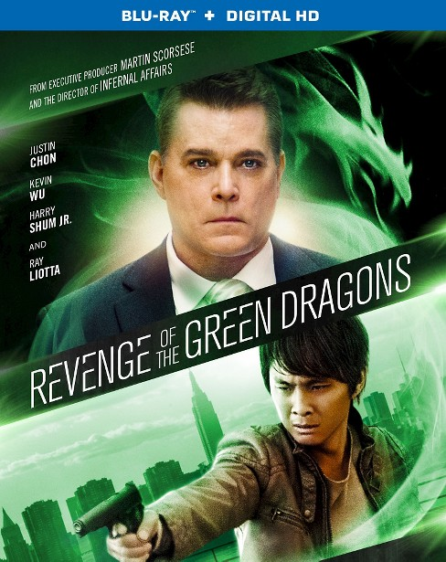 Revenge of the green dragons (Blu-ray) - image 1 of 1