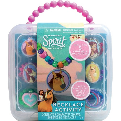 Spirit Riding Free Necklace Activity Kit - image 1 of 3