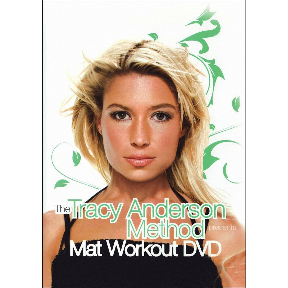 Tracy Anderson Method:Mat Workout (Dvd)
