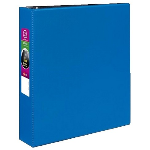 Avery Durable Binder with Slant Ring, 2 Inches, Blue - image 1 of 1