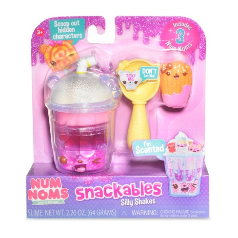 Num Noms Snackables Scented Silly Shakes Mixed Target