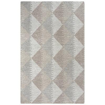 Addison Geometric Wool Area Rug - Rizzy Home