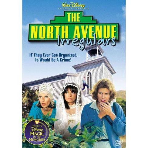The North Avenue Irregulars (DVD) - image 1 of 1
