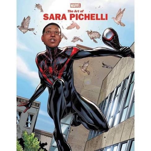 Marvel Monograph: The Art of Sara Pichelli - (Paperback) - image 1 of 1