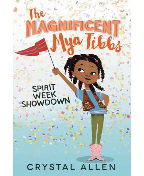 Spirit Week Showdown (Reprint) (Paperback) (Crystal Allen) - image 1 of 1