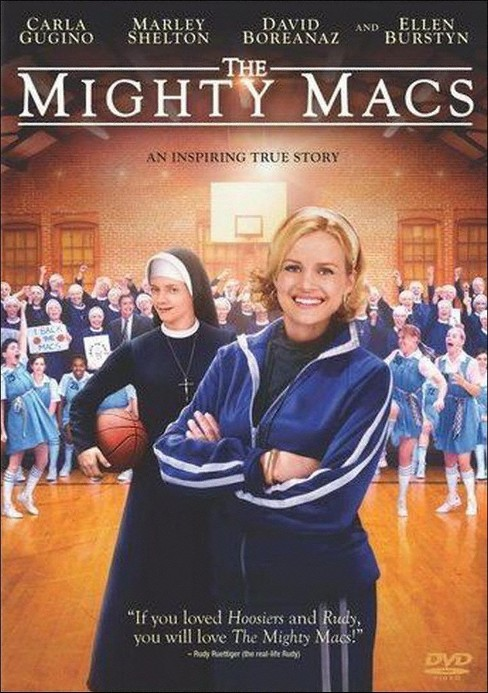 Mighty macs (DVD) - image 1 of 1