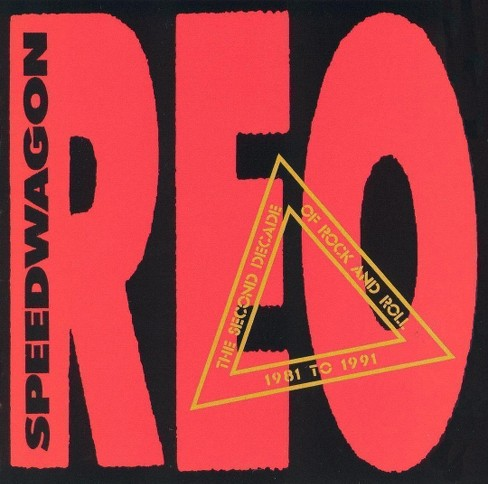 Reo speedwagon - Second decade 1981-91 (CD) - image 1 of 1