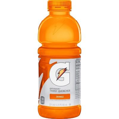 Gatorade Orange Sports Drink - 20 fl oz Bottle