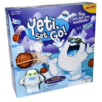 Yeti Set Go Board Game