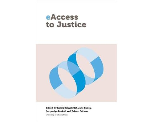 eAccess to Justice (Paperback) - image 1 of 1