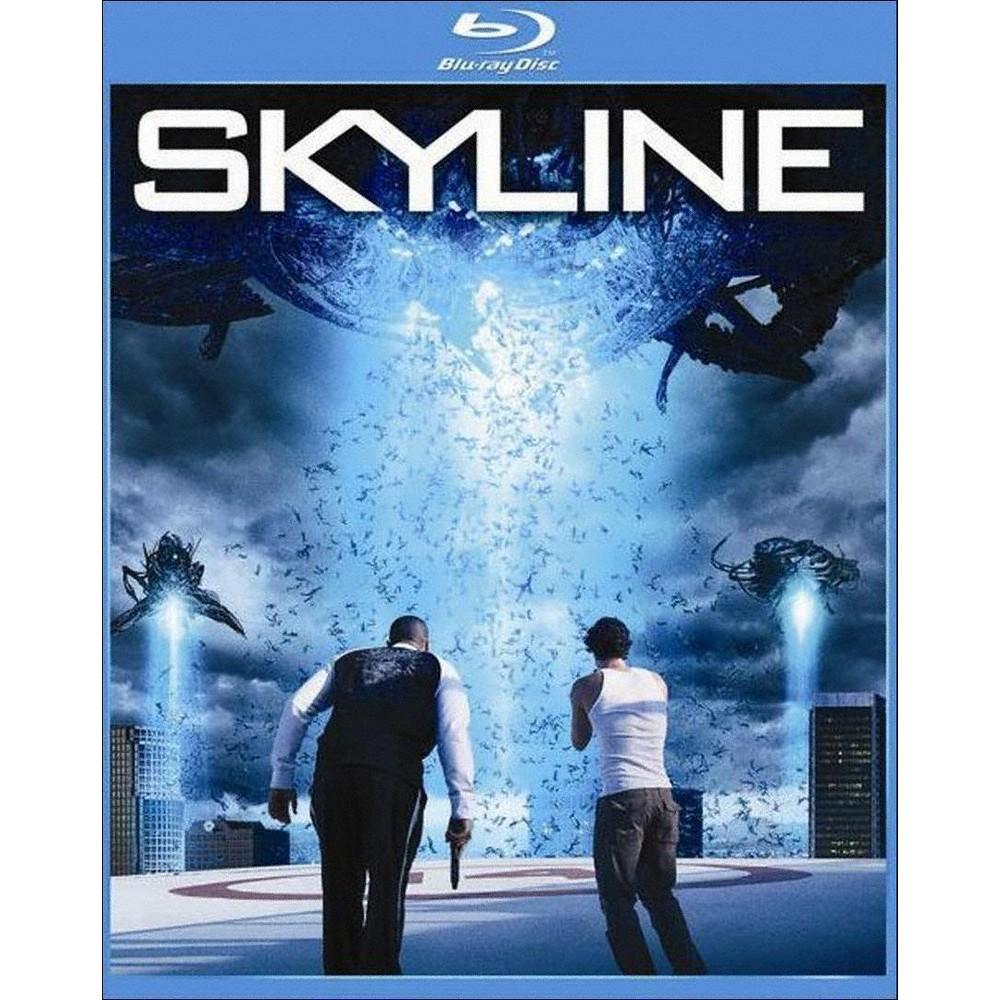 Skyline (Blu-ray), Movies