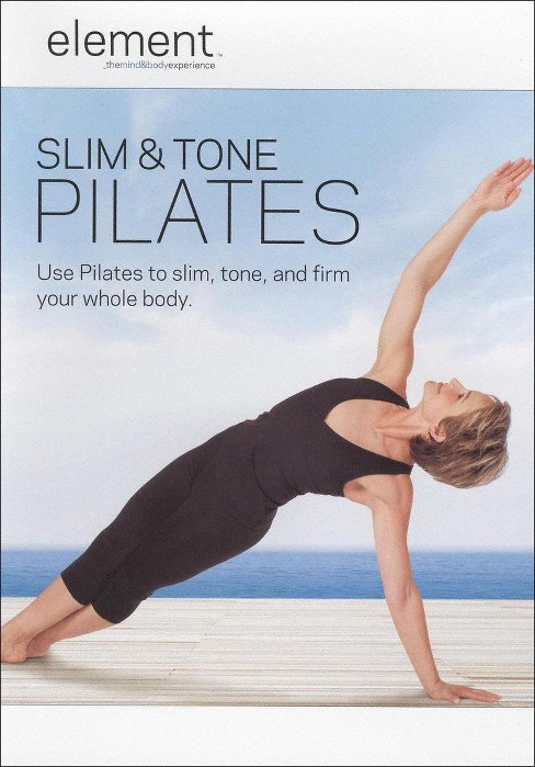 Element:Slim & Tone Pilates (DVD) - image 1 of 1