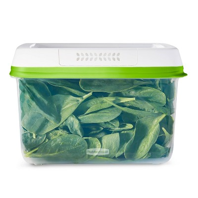 Rubbermaid OS 18.1 Cup Large Freshworks Green