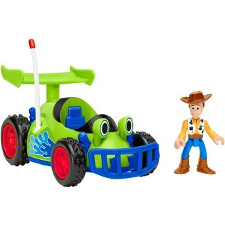 Fisher-Price Imaginext Disney Pixar Toy Story 4 Woody And R/C