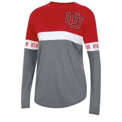 NCAA Utah Utes Women's Long Sleeve T-Shirt