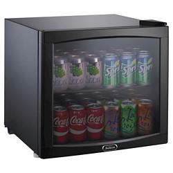 Sunbeam 1.7 Cu. Ft. Mini Refrigerator Beverage Center - Black JC-50NY