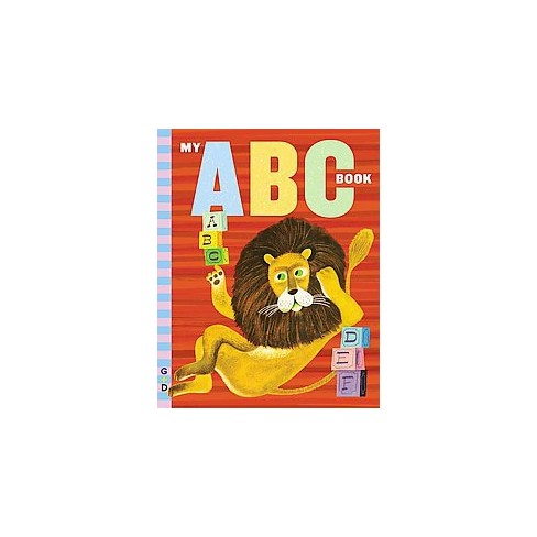My ABC Book - (G&d Vintage) by  Grosset & Dunlap (Hardcover) - image 1 of 1