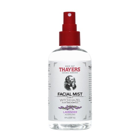 Thayers Witch Hazel Alcohol Free Toner Facial Mist - Lavender -  8 fl oz - image 1 of 3