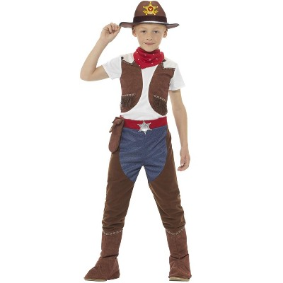 Smiffy Deluxe Cowboy Child Costume