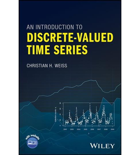 Introduction to Discrete-valued Time Series (Hardcover) (Christian Weiss) - image 1 of 1