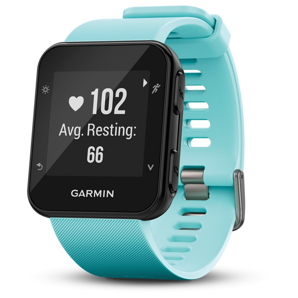 Garmin Forerunner 35 Gps Running Watch - Blue, Frost