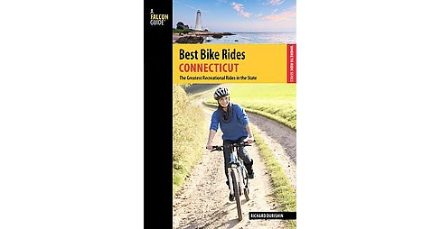 Best Bike Rides Connecticut : The Greatest Recreational Rides in the State (Paperback) (David Streever) - image 1 of 1