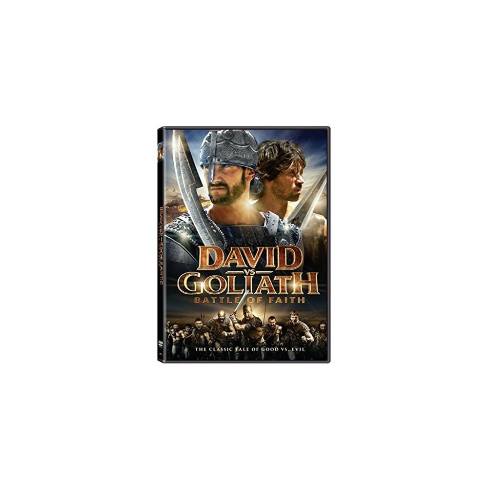 David Vs Goliath:Battle Of Faith (Dvd)