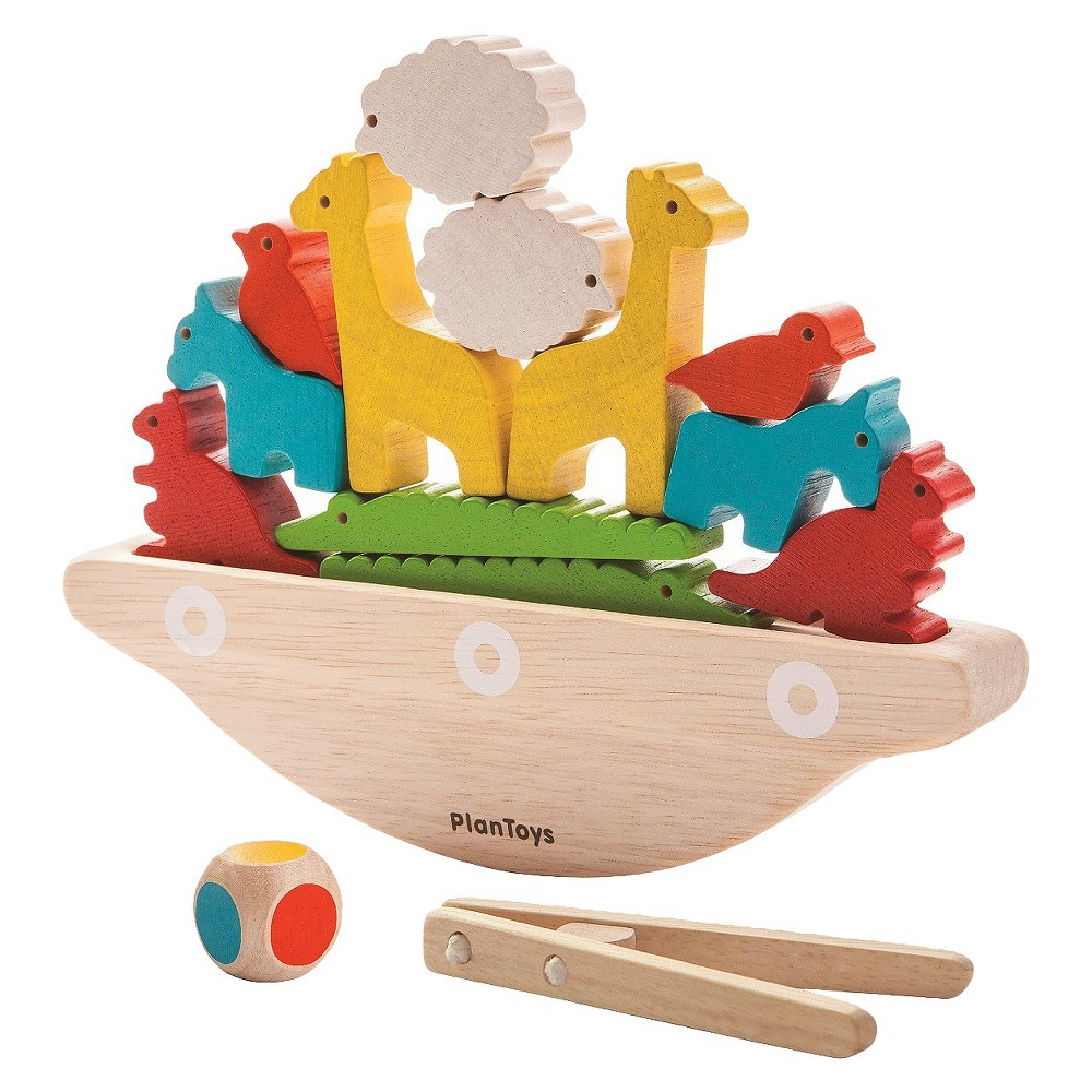 PlanToys Balancing Boat Game
