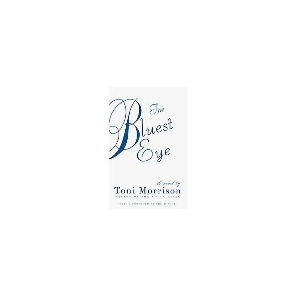 The Bluest Eye (Reprint) (Paperback)