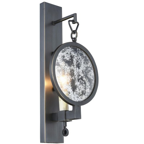 "Elegant Lighting 1490W6 Twilight 1 Light 14"" Tall Ambient Wall Sconce - image 1 of 1"