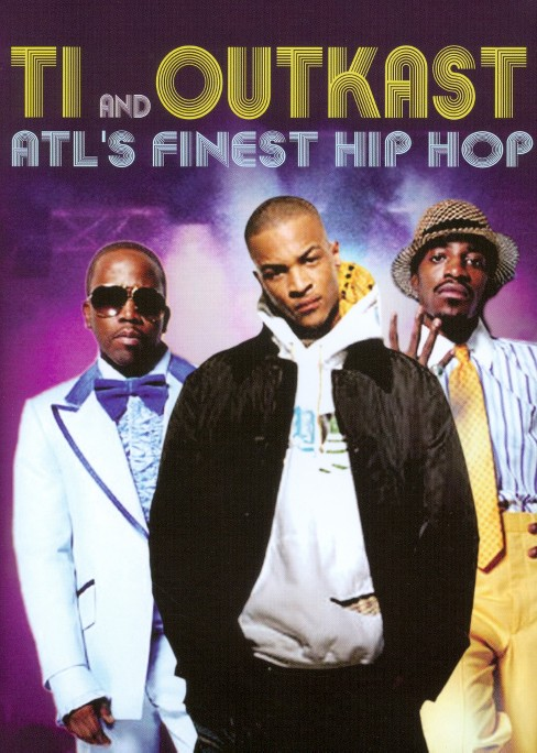 Atl's finest hip hop:Ti & outkast (DVD) - image 1 of 1