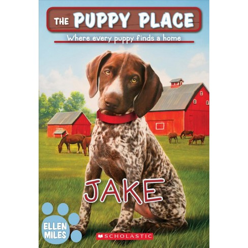 Jake - (Puppy Place) by  Ellen Miles (Paperback) - image 1 of 1