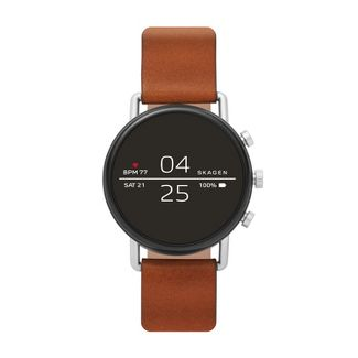Skagen Smartwatch - Falster 2 40mm Brown Leather