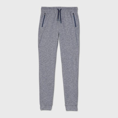 Boys' Soft Gym Jogger Pants - All in Motion™ Navy
