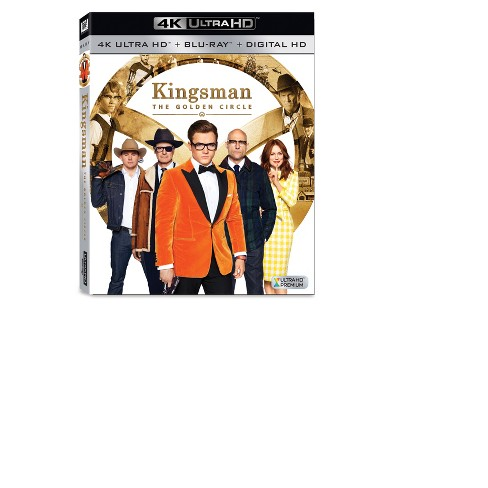 Kingsman: The Golden Circle (4K/UHD + Blu-ray + Digital) - image 1 of 2