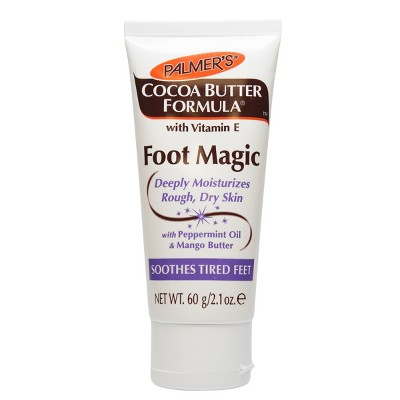 Body Lotions: Palmer's Cocoa Butter Foot Magic
