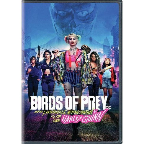 Birds Of Prey Dvd Target