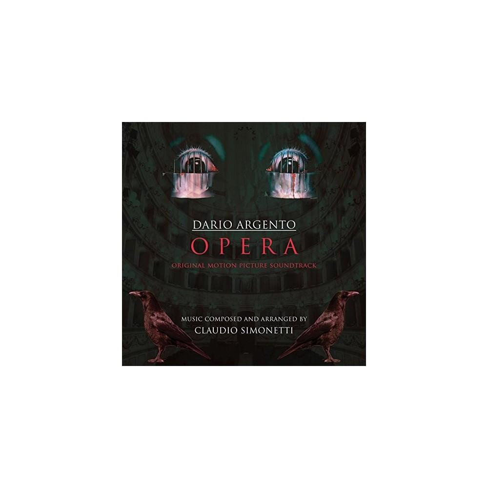 Claudio Simonetti - Opera (Dario Argento) (Ost) 30th Anni (Vinyl)